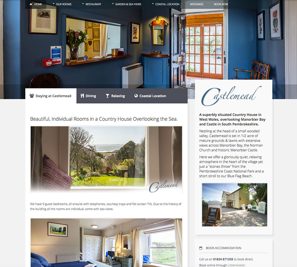 92+ Web Design Business From Home - BrandCo Home Page Screenshot ...